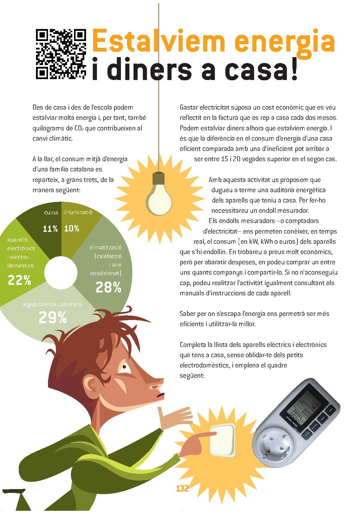 mesura consums a casa (agenda escolar)