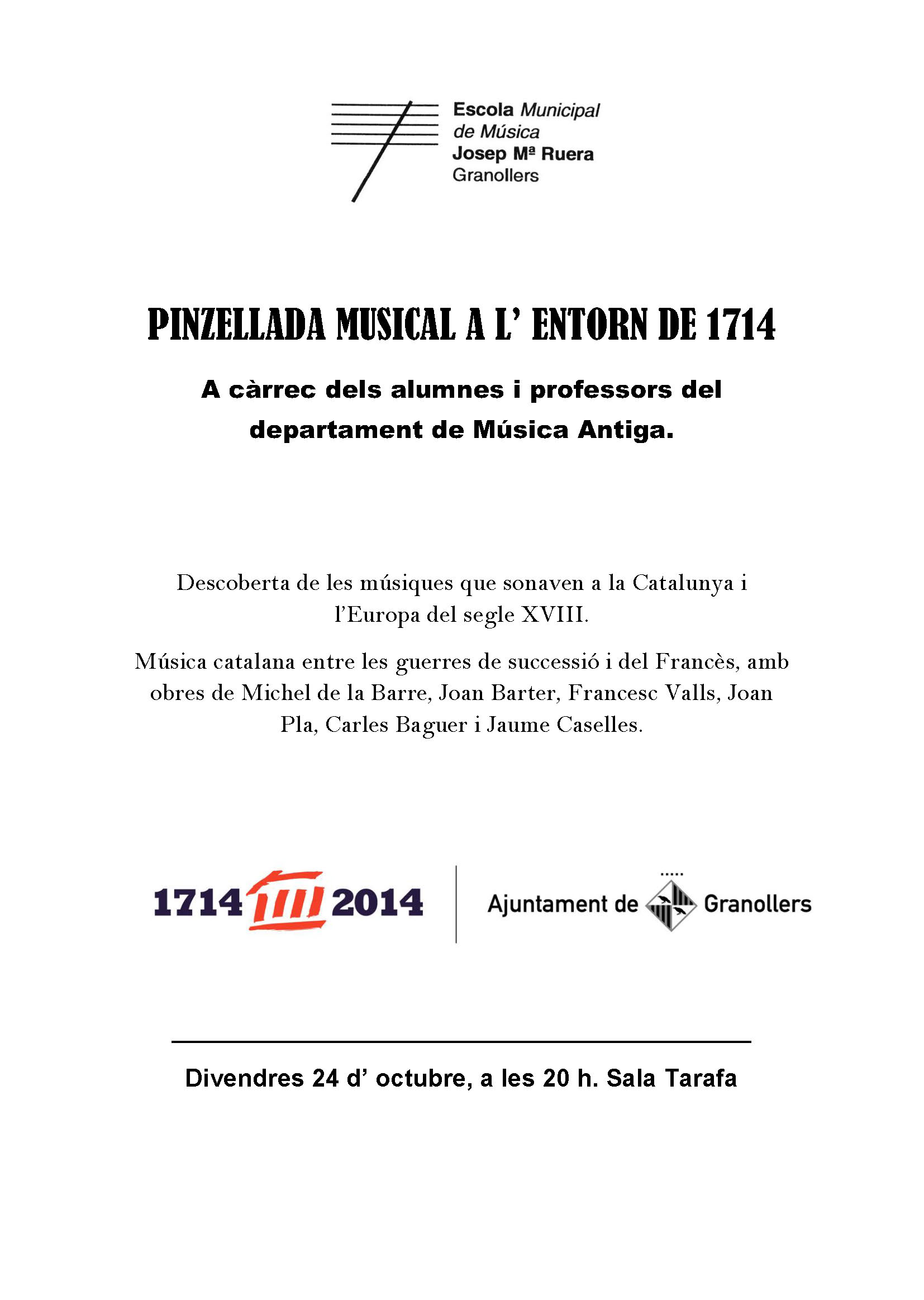 PINZELLADA MUSICAL A L