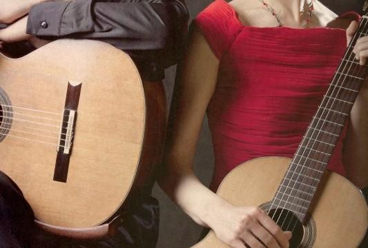 Foto barcelona duo de Guitarres