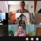 Reunió virtual de joves per l'acció climàtica