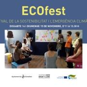 Cartell virtual de l'ECOFest