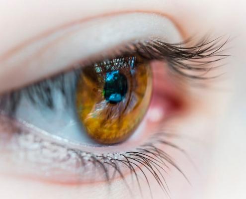 imatge d'un ull