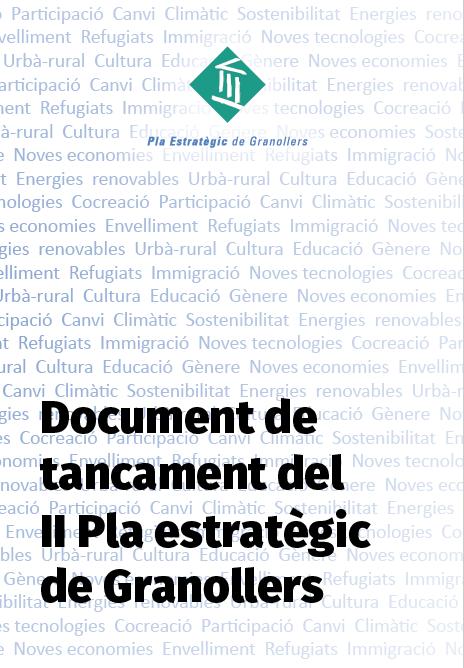 Publicació del II Pla Estratègic de Granollers (CAT)