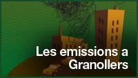 Les emissions a Granollers